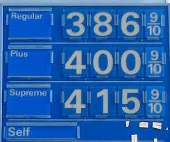 A kiskereskedelem és a benzinár kapcsolata