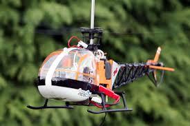Kiváló szórakozás kültéri rc helikopterrel