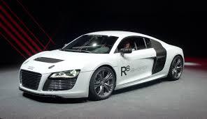 Audi R8 számos újítással
