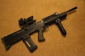 Az airsoft fegyverek típusai