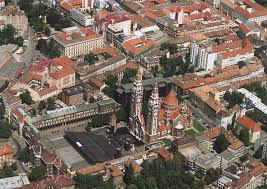 Ingatlanok Szeged területén