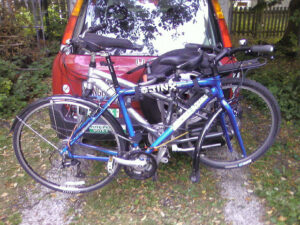 A kerékpárszállító jól jöhet