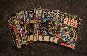 Star Wars képregények izgalmas történetekkel